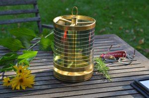STOOl Solarleuchte Gartentisch