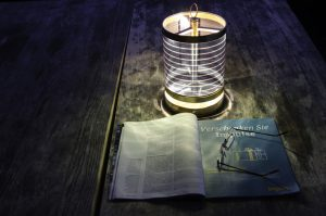 .STOOl Solar light | reading lilgh
